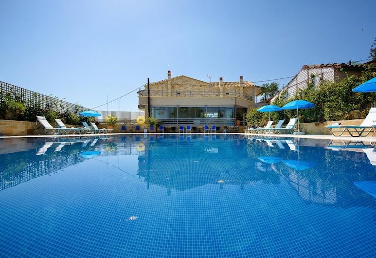 Angelo Del' Arte Estate, Corfu, Kolam