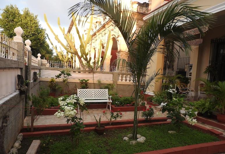 Casa dos Mundos, Havana, Binnenplaats