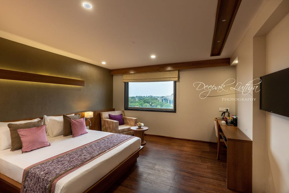 Executive Double or Twin Room, City View - City View