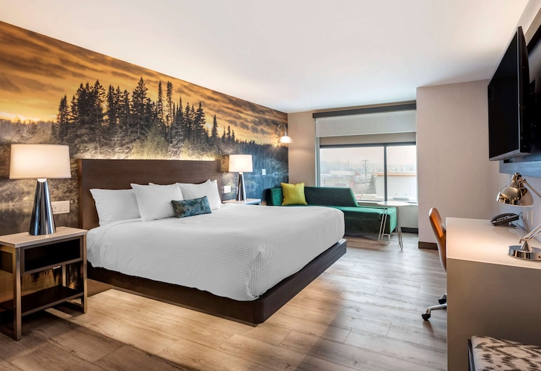 Cambria Hotel Detroit-Shelby Township, Shelby Township, Room, 1 King Bed, Accessible, Non Smoking, Guest Room