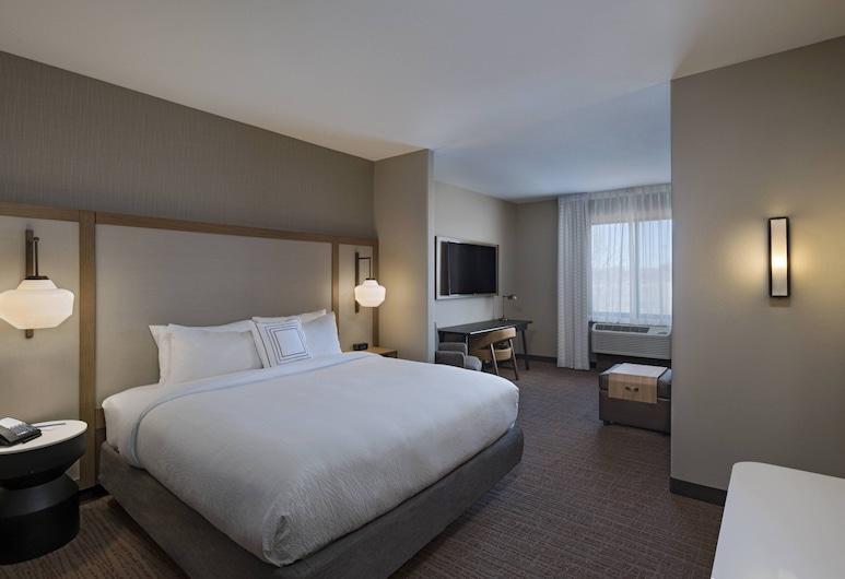Fairfield Inn & Suites by Marriott Colorado Springs East/Ballpark , Colorado Springs, Suite, 1 King Bed, Non Smoking, Guest Room