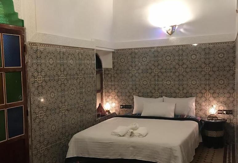 riad el mizan, Fes, Comfort Triple Room, Guest Room