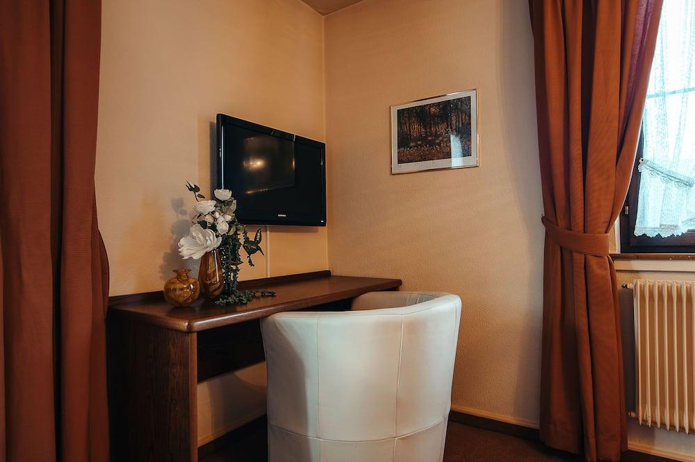 Dvoulůžkový pokoj - Obývací prostor
