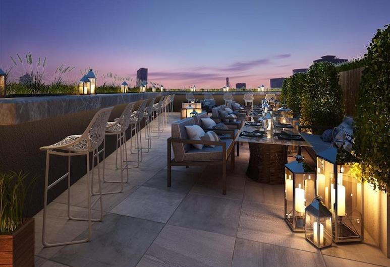 Villa De Khaosan, バンコク, ホテル バー