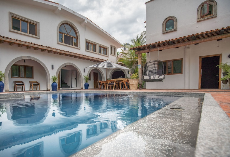 A Villa San Juan Bed & Breakfast, Nuevo Vallarta