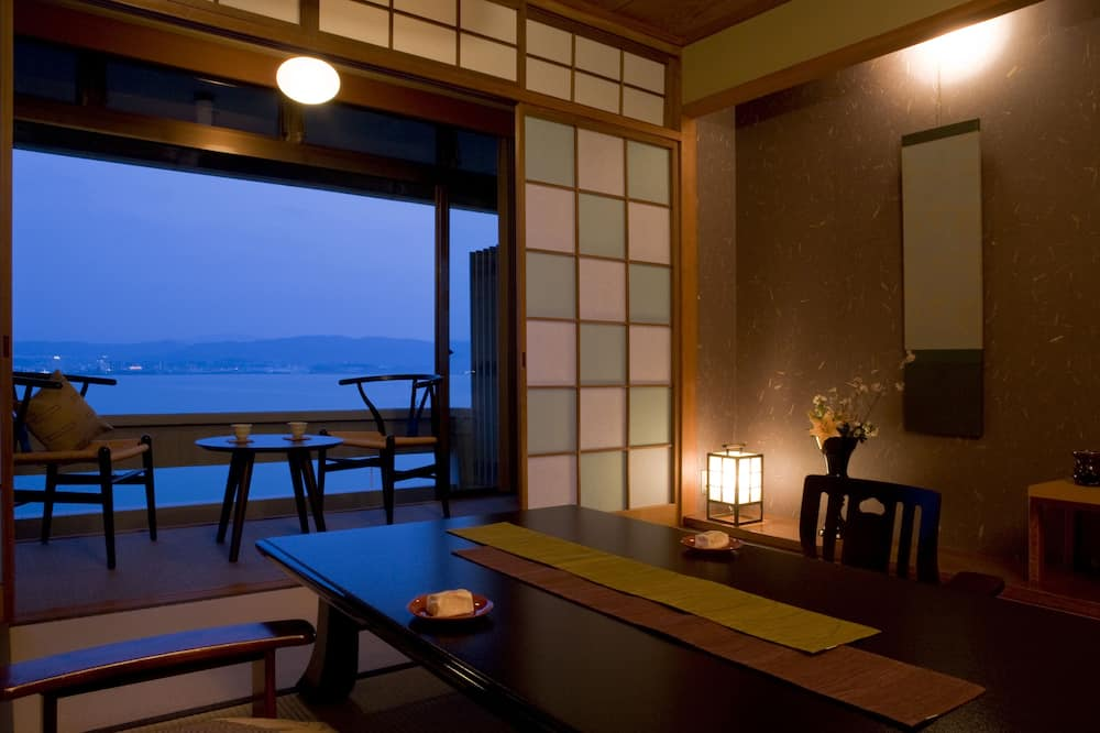 Japanese Style Room For 2 People - Guest Room