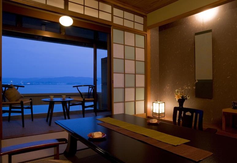 Naniwa Issui, Ματσούε, Δωμάτιο (Japanese Style, For 2 People), Δωμάτιο επισκεπτών
