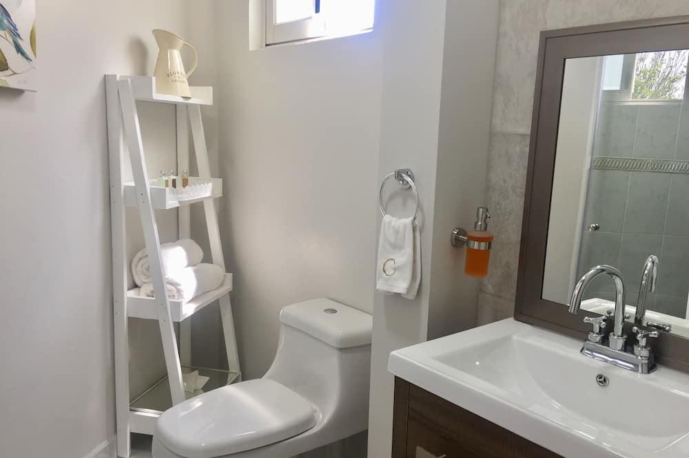 Номер бізнес-класу, 1 двоспальне ліжко - Ванна кімната