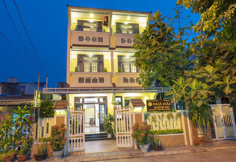 Maison Hai Homestay, Hoi An, Fachada do Hotel