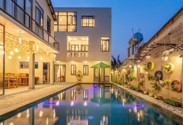 May Villa and Spa Hoi An, Hoi An, Garden