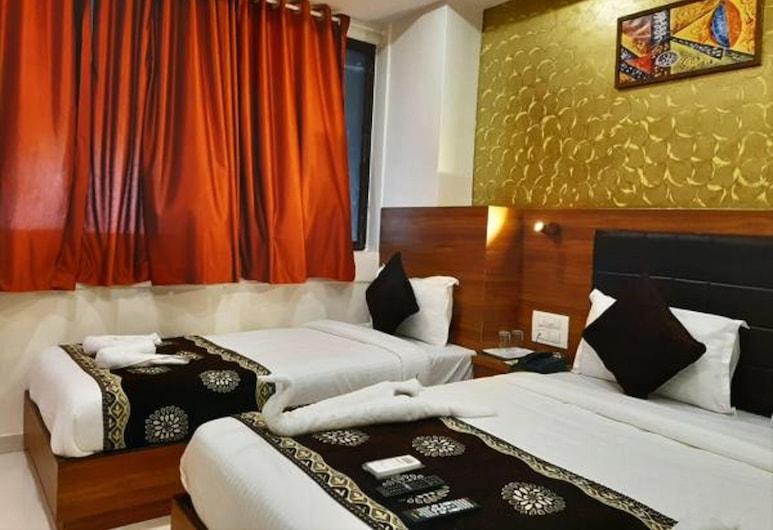 Hotel Aiston Inn, Mumbai, Rodinná izba, výhľad na mesto, Výhľad z hosťovskej izby