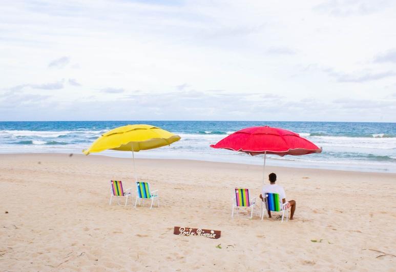 Pousada Porto Riomar, Ipojuca, Pantai