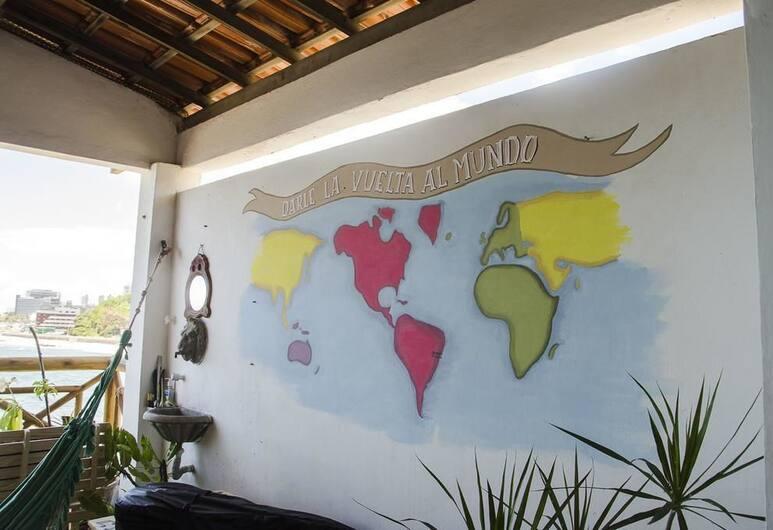 Chalice Hostel, Salvador, Hotel Interior