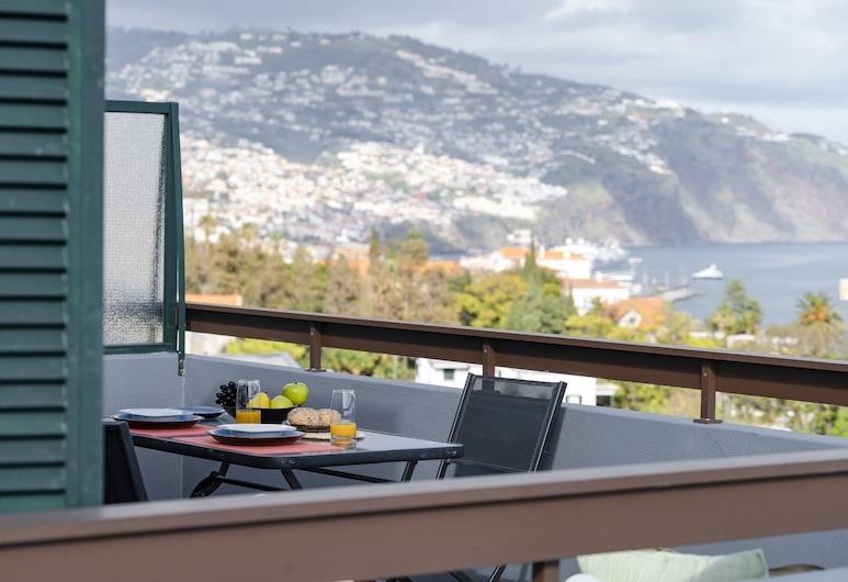 布蘭卡 24 號民宿 II 號 - 陽台海景 - 葡萄牙之旅飯店, 芳夏爾, 露台