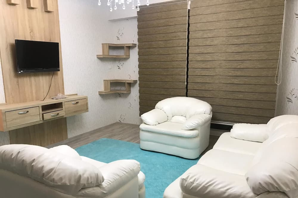 Apartman, 1 king size krevet - Dnevna soba