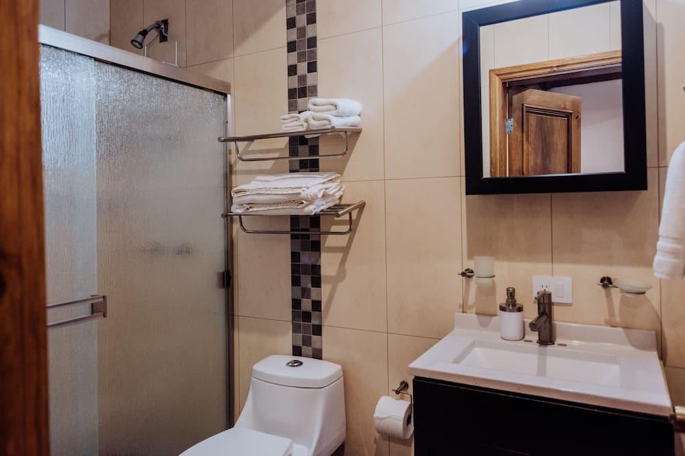 Casa de Campo Familiar, 1 Quarto, Vista Jardim - Casa de banho