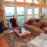 Pokoj, 5 ložnic - Obývací pokoj