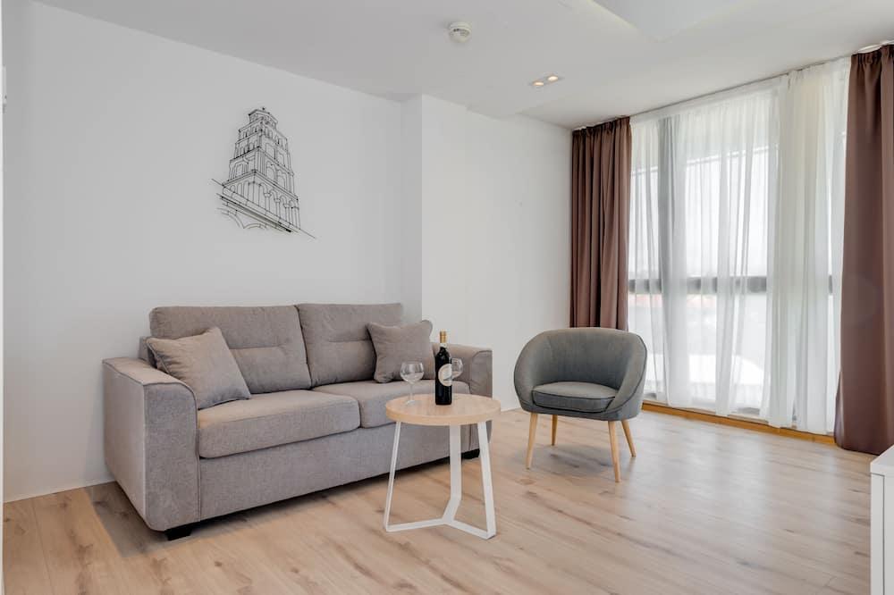 Superior suite - Woonruimte
