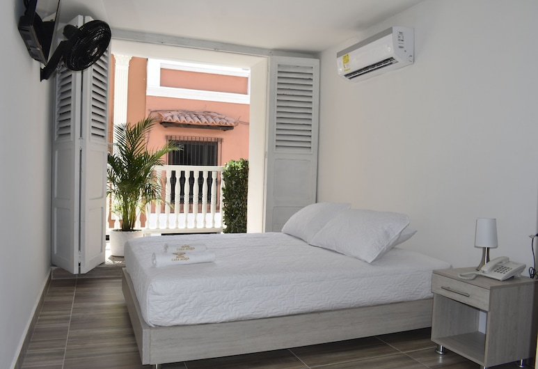 Hotel Casa Acqua, Cartagena, Superior Room, 1 Double Bed, Guest Room