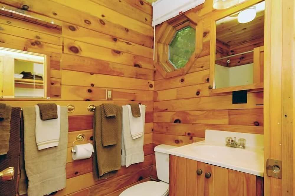 小屋, 私人浴室, 山景 (Cedarwood Lodge) - 浴室
