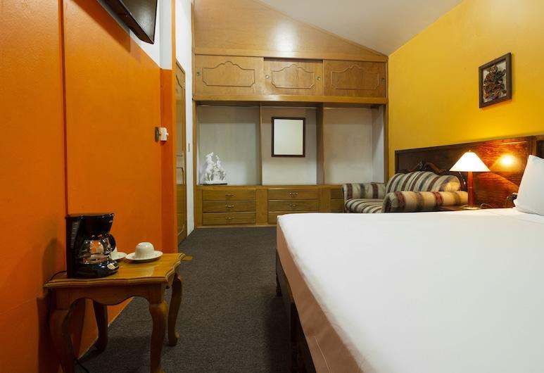 卡莉悠勒特尔酒店, 特奥蒂瓦坎, 高级房, 客房