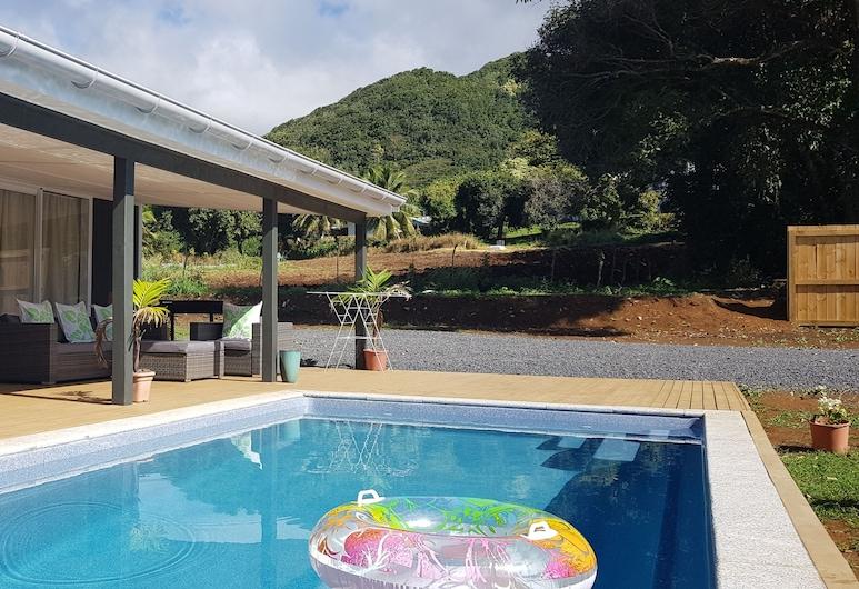 Te Etu Villa, Rarotonga