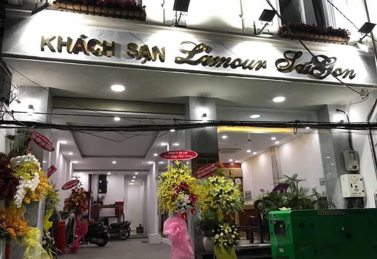 L'amour Saigon Hotel, Ho Chi Minh City, Hotellfasad