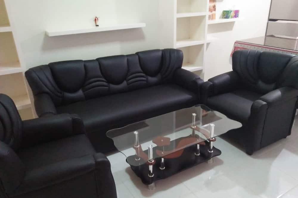 家庭獨棟房屋, 多張床 - 客廳