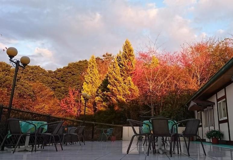 清境柏克萊景觀花園民墅, 仁愛鄉, 陽台