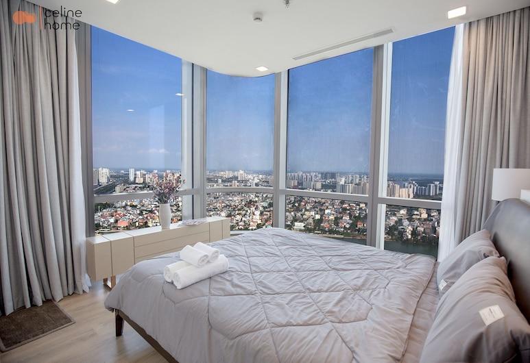 セリーヌ ホーム - ヴィンホームズ セントラル パーク, ホーチミン, アパートメント 2 ベッドルーム (L81- 4105), 部屋