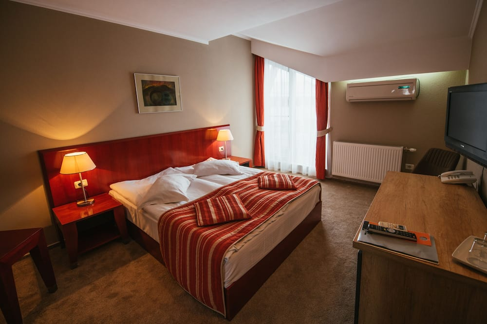 Doppelzimmer, 1 Queen-Bett - Wohnbereich