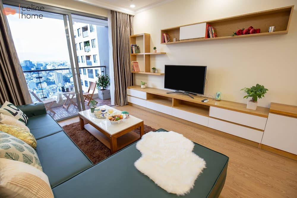 דירה, 2 חדרי שינה (A2-2609) - אזור מגורים