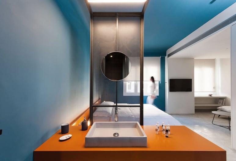 신타그마 스퀘어 모던 아파트, 아테네, 아파트, 침실 1개, 시내 전망, 객실