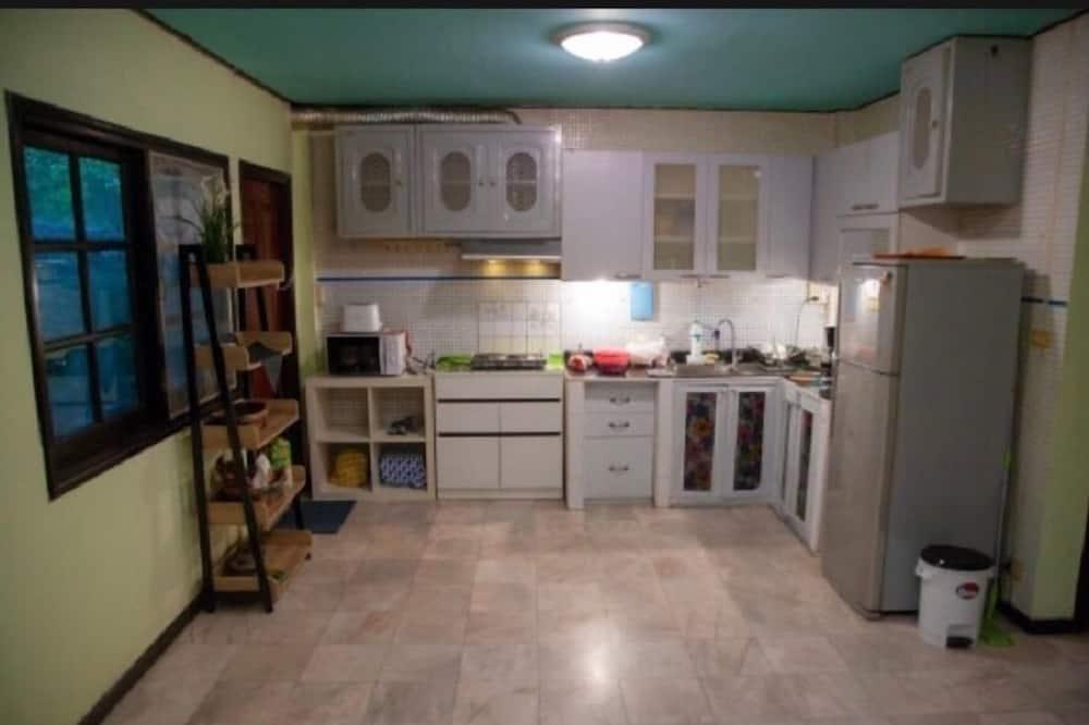 Standard-Zweibettzimmer - Gemeinschaftsküche