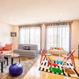 Familjelägenhet - Vardagsrum