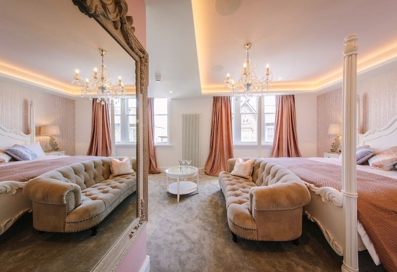 Absoluxe Suites, Carnforth, Luxury sviit, 1 ülilai voodi, Tuba