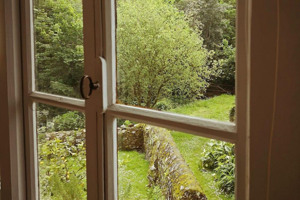 Habitación doble, baño compartido, vista al jardín (4) - Vista al jardín