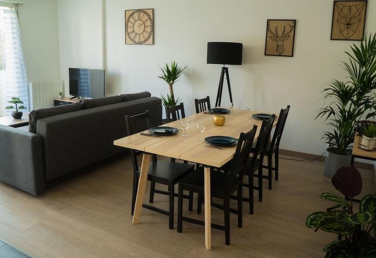 Spacieux Appartement Avec Terrasse et Parking Grenoble, Grenoble