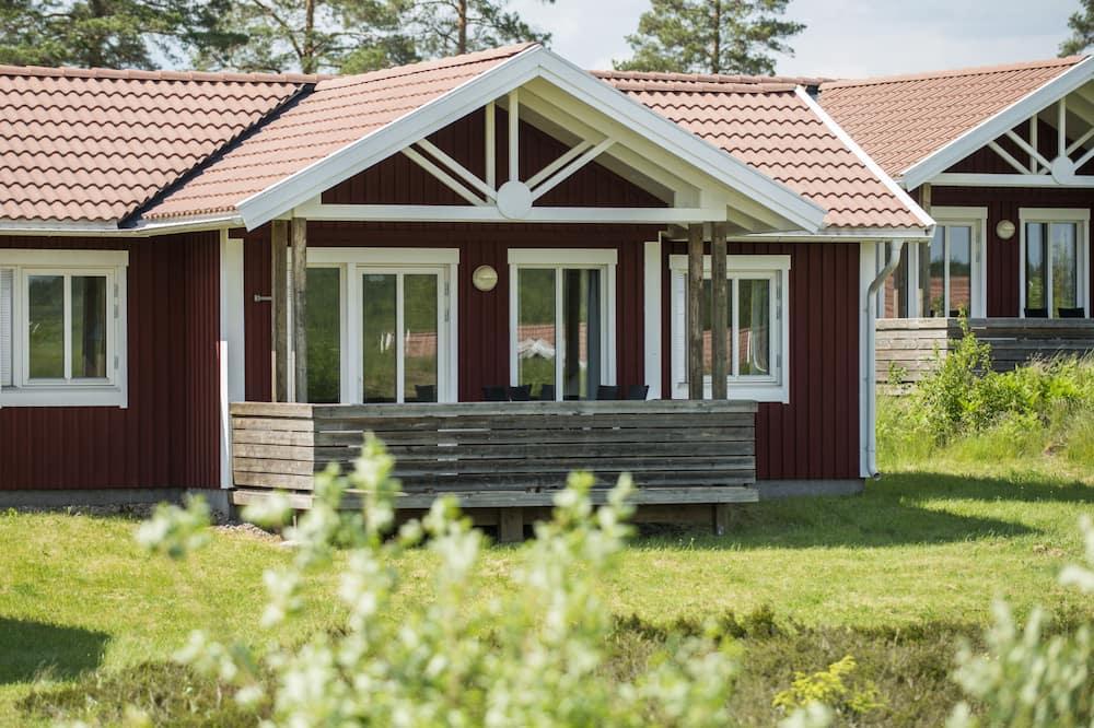 Rekreační domek, výhled na letovisko (Solbo) - Pokoj