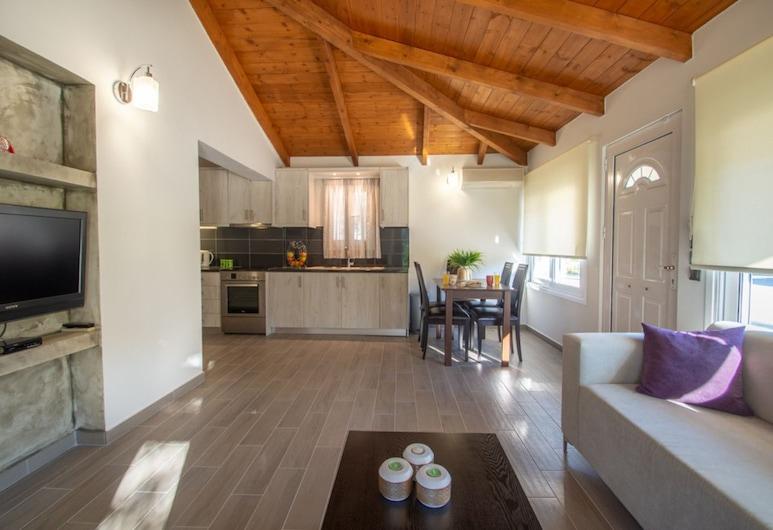 Deifilia Villa, Zakynthos, House, 2 Bedrooms, Living Area