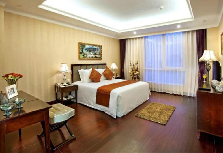 아리바 톈진 빈하이 서비스드 아파트먼트, 톈진, 슈피리어 아파트, 침실 1개, 객실