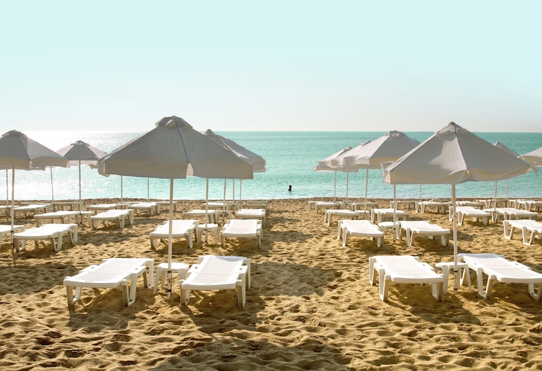 Sentido Hotel Marea, Golden Sands, Praia