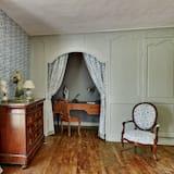 Zimmer (La Huguenotte) - Wohnbereich