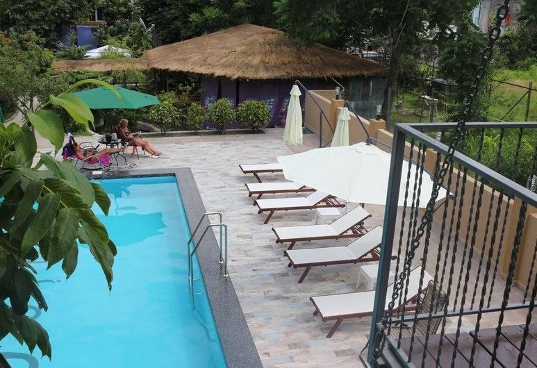 Hotel Amigo I, Kobuleti, Außenpool