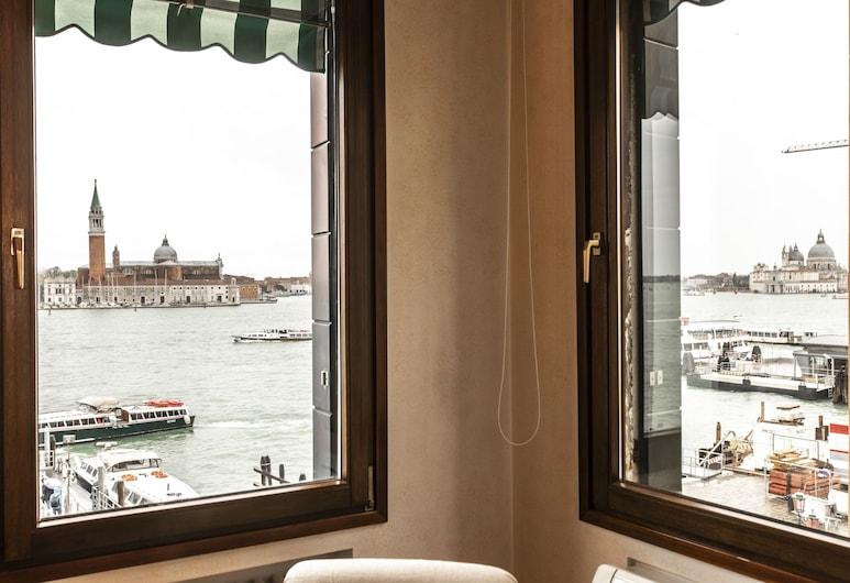 Bacino San Marco Exclusive View R&R, Veneza, Apartamento de Luxo, 3 Quartos, Vista do quarto