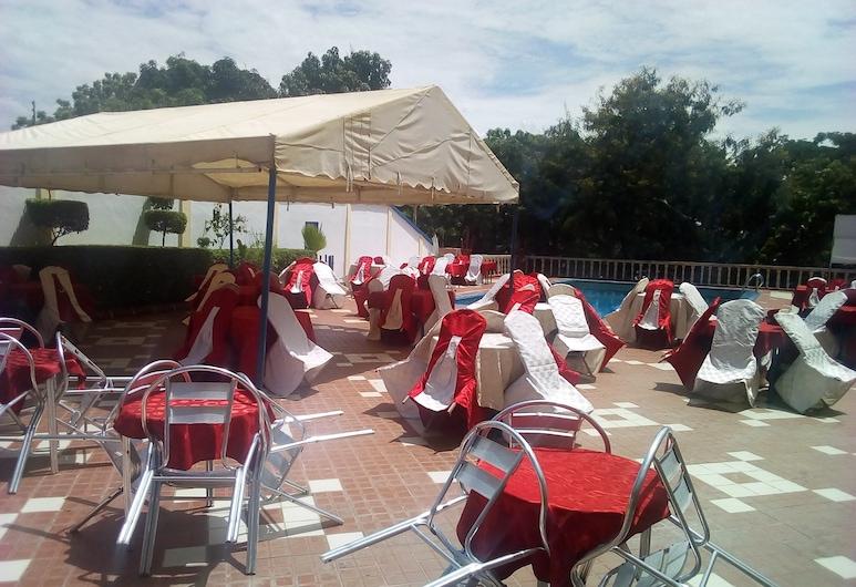 Nyumbani Hotels & Resorts, Tanga, Teren przynależny do obiektu