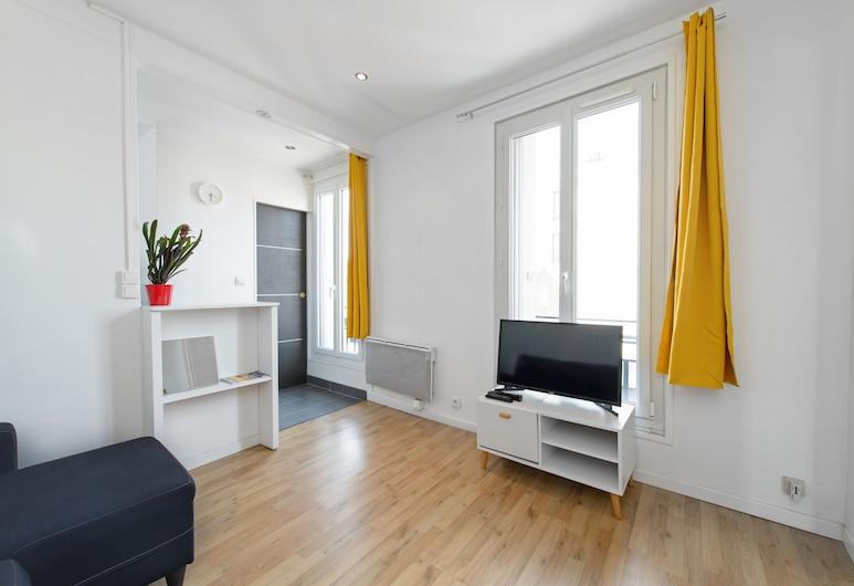 Cosy4people 5min from Paris-Orly airport, Ivry-Sur-Seine, Διαμέρισμα, 1 Υπνοδωμάτιο, Περιοχή καθιστικού