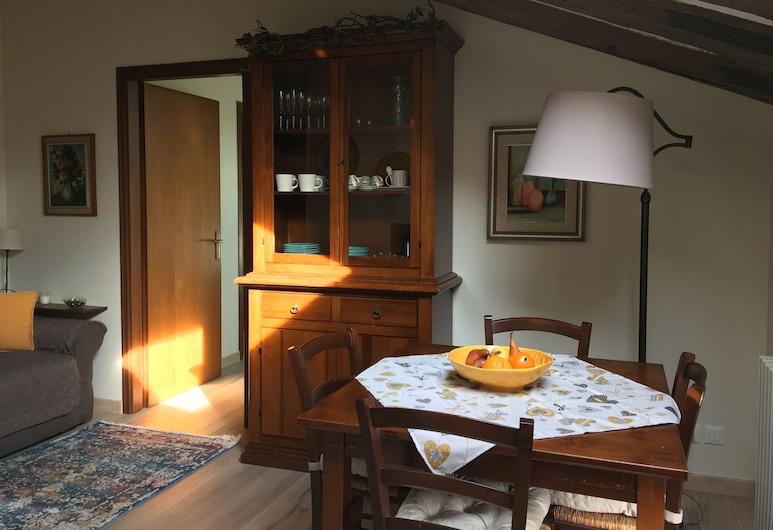 Casa Alba, Болонья, Апартаменты, 1 спальня, Зона гостиной