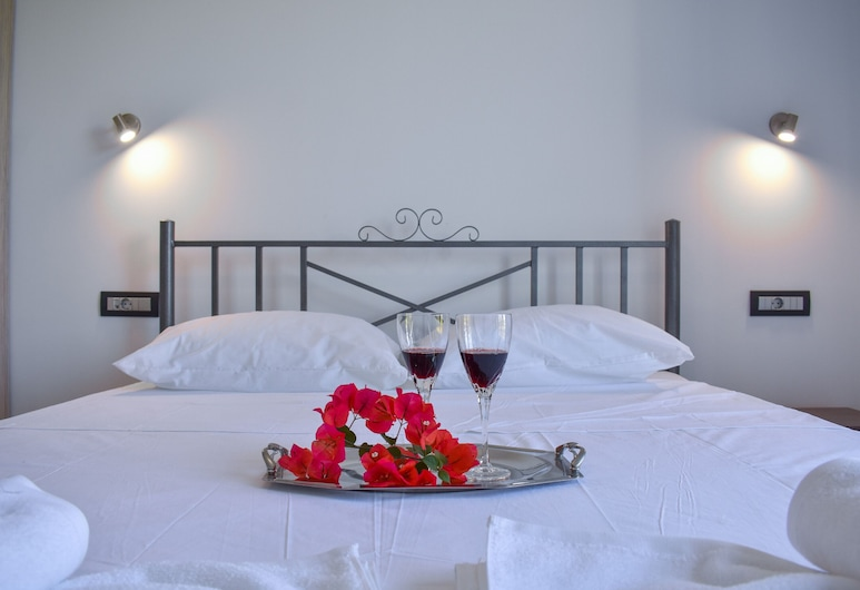Katsaros Deluxe Apartments, Ζάκυνθος, Διαμέρισμα, 2 Υπνοδωμάτια (I), Δωμάτιο