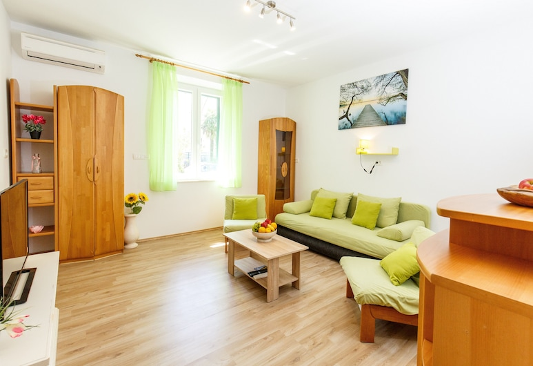 Green Forest Apartment, Split, Sala de estar